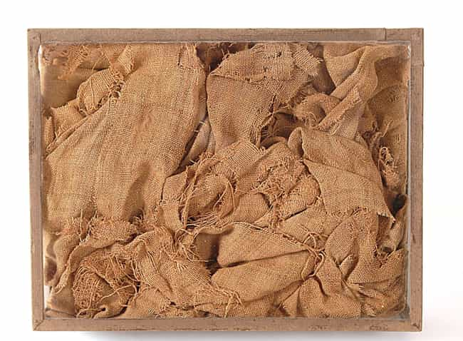 Mummy Wrappings Were Used As G... is listed (or ranked) 3 on the list 11 Bizarre Ways Victorians Used Mummies In Everyday Life