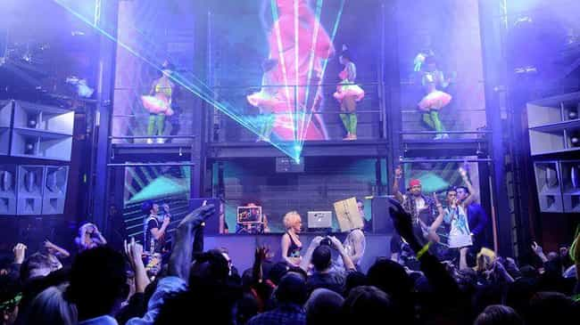 Marquee Nightclub is listed (or ranked) 3 on the list The Best Nightclubs In Las Vegas
