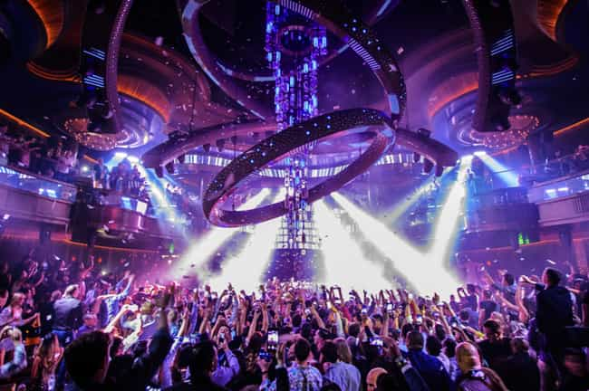 Omnia Nightclub is listed (or ranked) 2 on the list The Best Nightclubs In Las Vegas