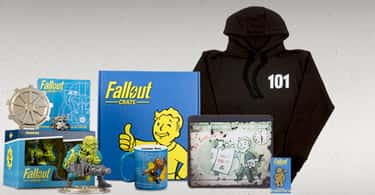 Fallout Crate  is listed (or ranked) 1 on the list The Best Loot Crate Subscription Boxes