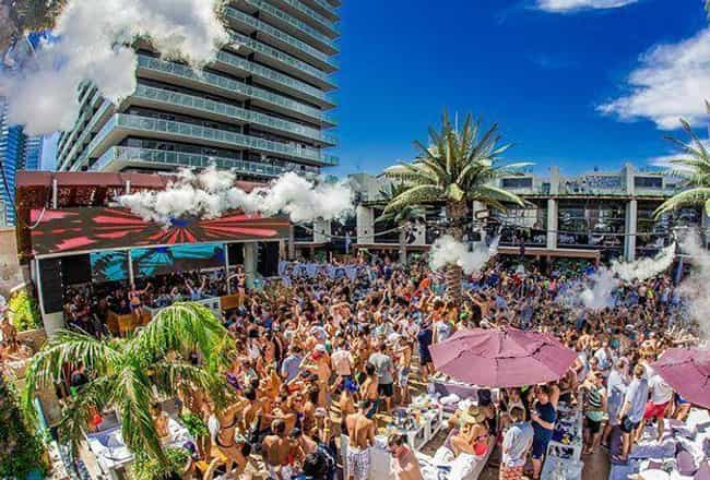 Marquee Dayclub is listed (or ranked) 2 on the list The Best Day Clubs In Las Vegas