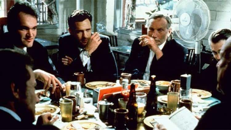 The Diamonds From 'Reservoir Dogs'