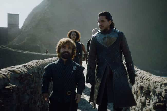 Nikolaj Coster-Waldau Finds Th... is listed (or ranked) 4 on the list 'Game of Thrones' Season 8 Reveals Shared By Cast And Crew Members
