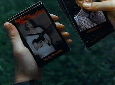 The Trading Cards Are Featured In The Film 'Addams Family Values'