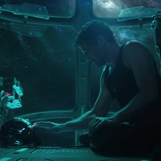 Part Of The Journey Is T... is listed (or ranked) 4 on the list The Best Avengers: Endgame Movie Quotes