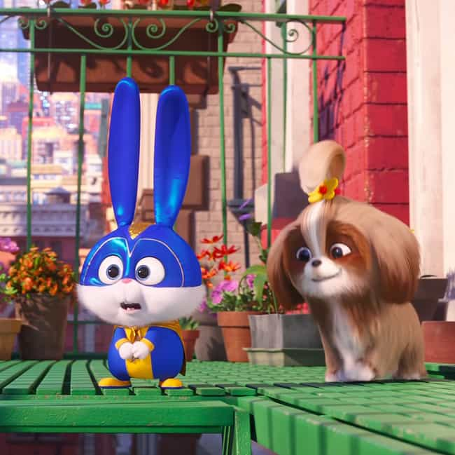 Or Die Tryin' is listed (or ranked) 2 on the list The Best 'The Secret Life of Pets 2' Movie Quotes