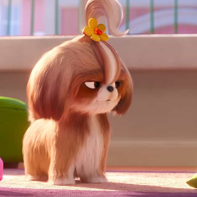 That Was Weird is listed (or ranked) 1 on the list The Best 'The Secret Life of Pets 2' Movie Quotes