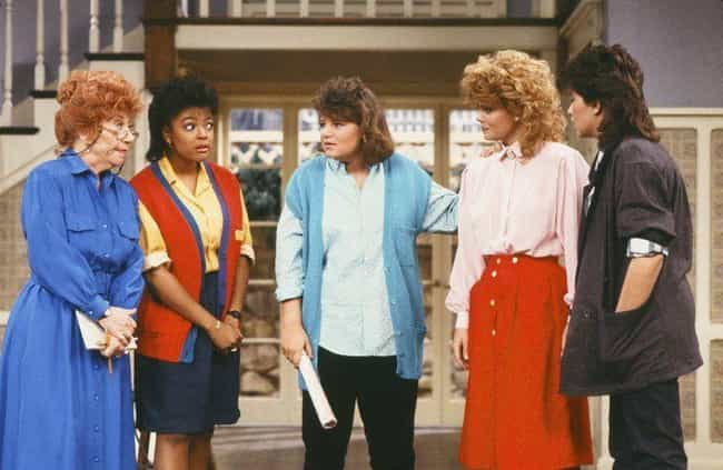 Charlotte Rae Wanted Her Chara... is listed (or ranked) 8 on the list Surprising Behind-The-Scenes Drama On 'The Facts Of Life'