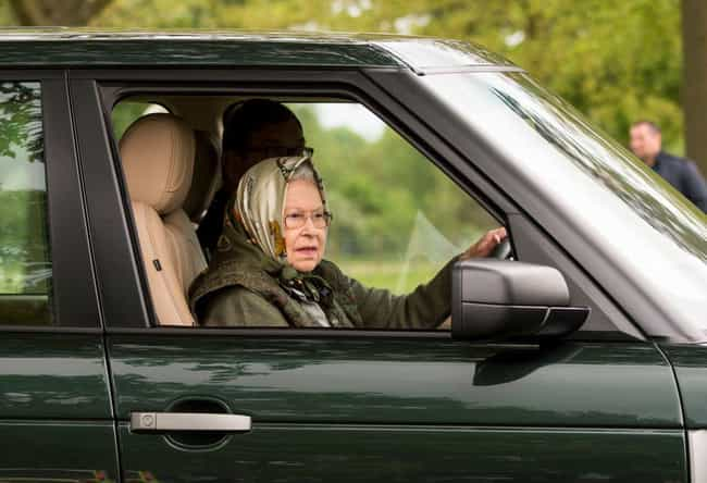 The Queen Is The Only Pe... is listed (or ranked) 1 on the list Queen Elizabeth II Loves To Drive Herself Around Town