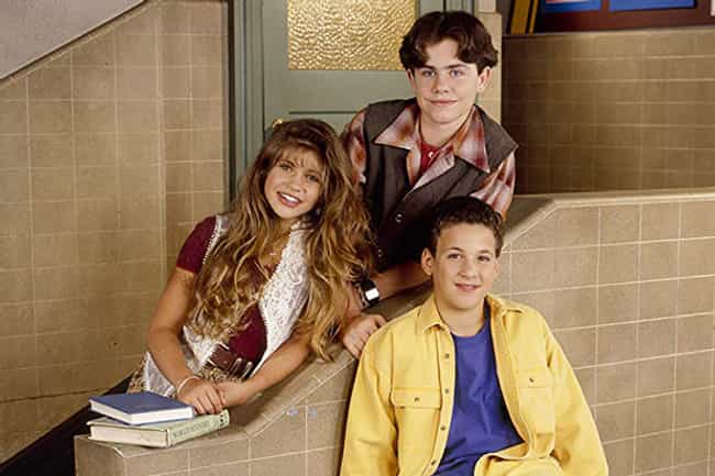 Cory, Shawn, And Topanga Skipp... is listed (or ranked) 3 on the list Things That 'Boy Meets World' Got Away With Not Explaining