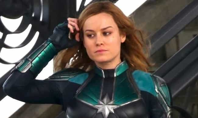 Captain Marvel Will Time Trave... is listed (or ranked) 2 on the list Everything We Know About The Captain Marvel Movie