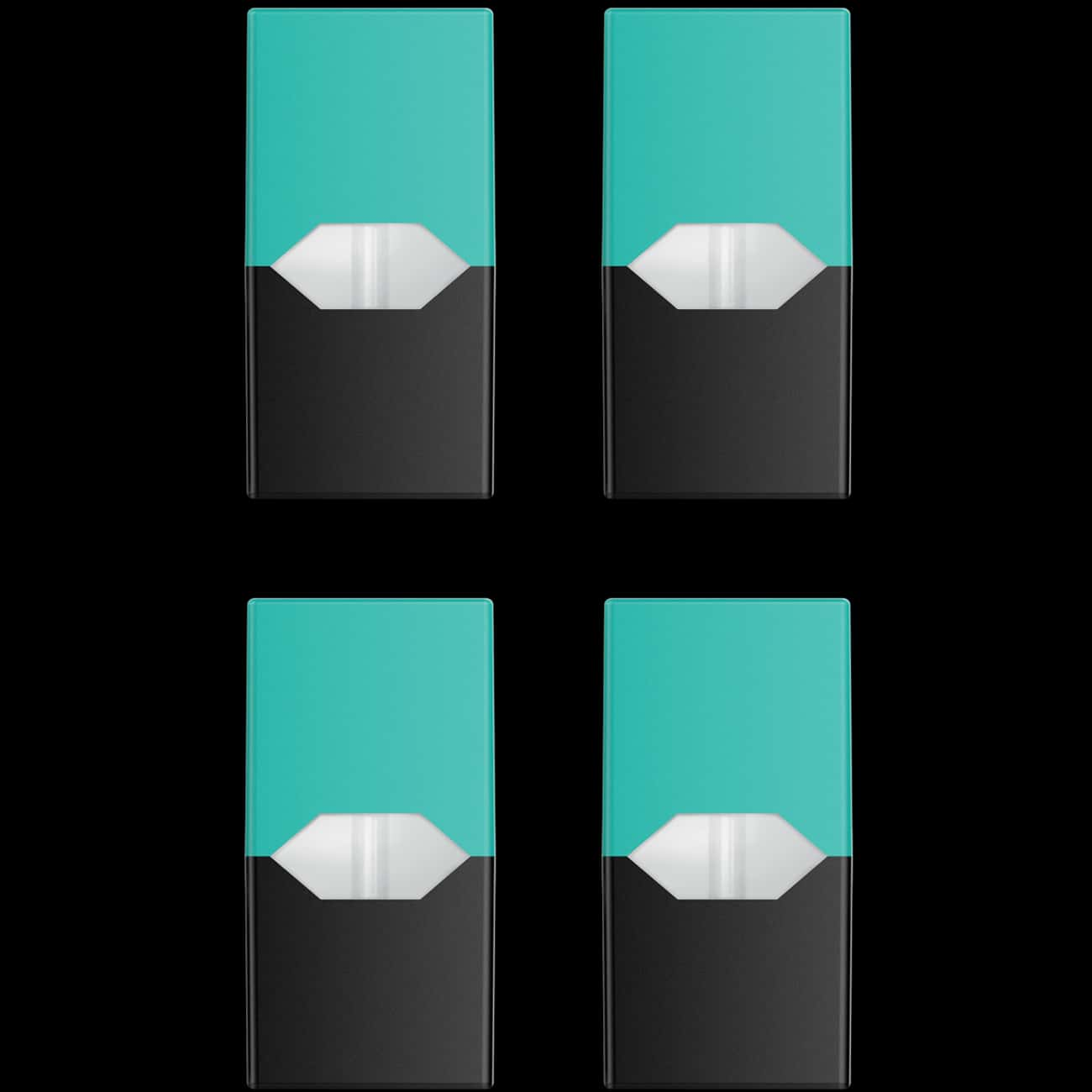 Menthol  is listed (or ranked) 4 on the list The Best JUUL Pod Flavors