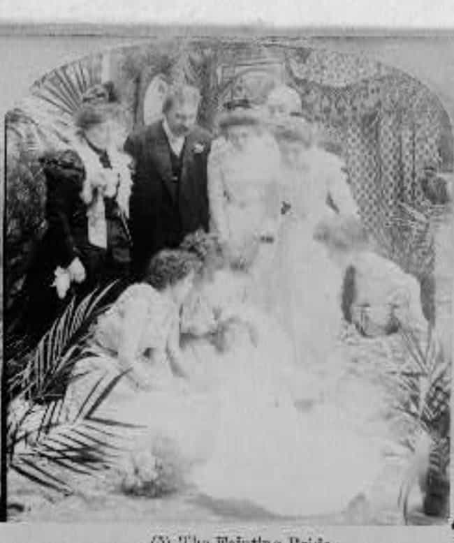 Fainting Bride, 1900 is listed (or ranked) 4 on the list Hauntingly Beautiful Turn-Of-The-20th-Century Wedding Photos Show How Weddings Haven't Changed Much