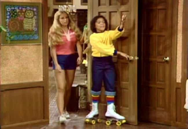 Kim Fields Wore Roller Skates ... is listed (or ranked) 4 on the list Surprising Behind-The-Scenes Drama On 'The Facts Of Life'