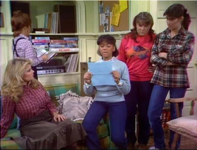 The Network Told The Sho... is listed (or ranked) 3 on the list Surprising Behind-The-Scenes Drama On 'The Facts Of Life'