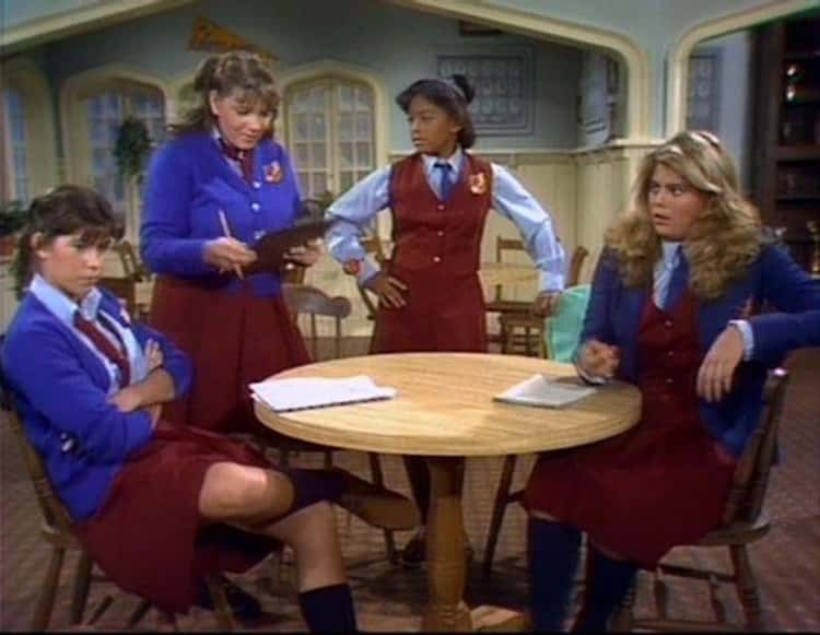 The Facts Of Life Behind The Scenes Stories From The Classic Tv Show