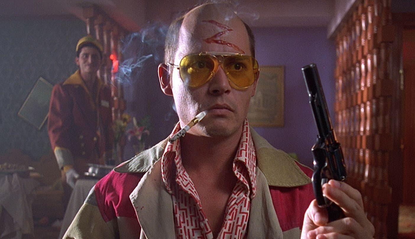 Random Behind-The-Scenes Stories From 'Fear and Loathing in Las Vegas'