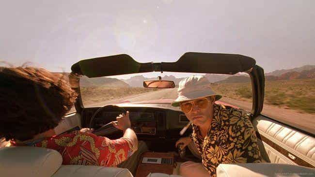 Johnny Depp Lived In Hunter S.... is listed (or ranked) 3 on the list Behind-The-Scenes Stories From 'Fear And Loathing In Las Vegas'