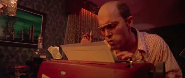 Hunter S. Thompson Shaved John... is listed (or ranked) 4 on the list Behind-The-Scenes Stories From 'Fear And Loathing In Las Vegas'