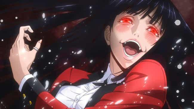 Kakegurui: Compulsive Gambler is listed (or ranked) 3 on the list The 13 Best Anime Like Prison School