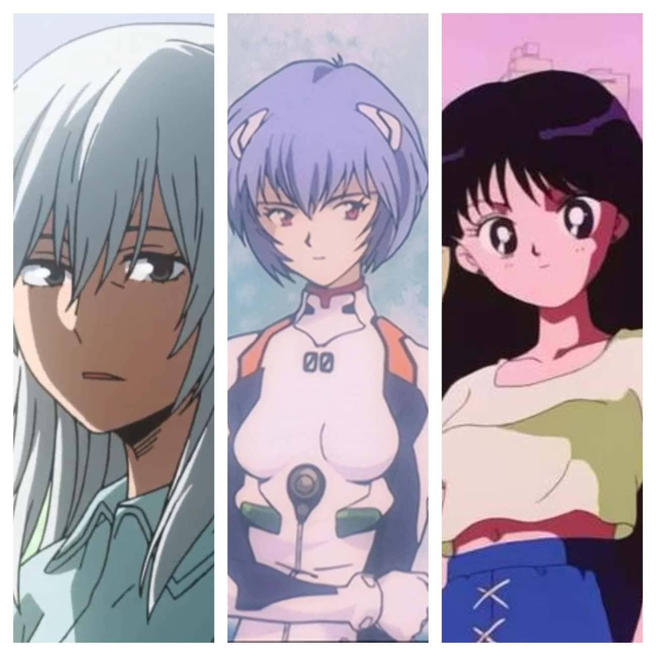 Rei  is listed (or ranked) 1 on the list The 15 Most Common Female Anime Names (And What They Mean)