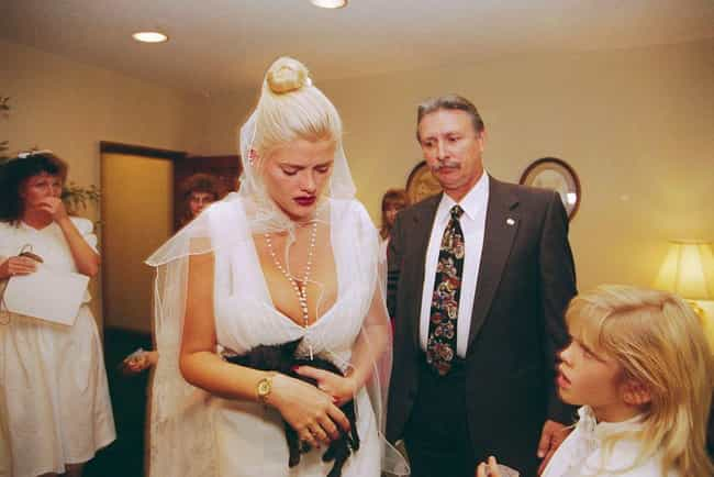 J. Howard Marshall Passed Afte... is listed (or ranked) 3 on the list The Multi-Million Dollar Scandal That Drove The Media To Love To Hate Anna Nicole Smith