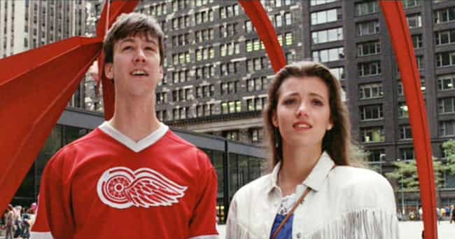 Some Of The Dancers Were... is listed (or ranked) 3 on the list Behind The Scenes Of The Famous Parade Scene In 'Ferris Bueller's Day Off'