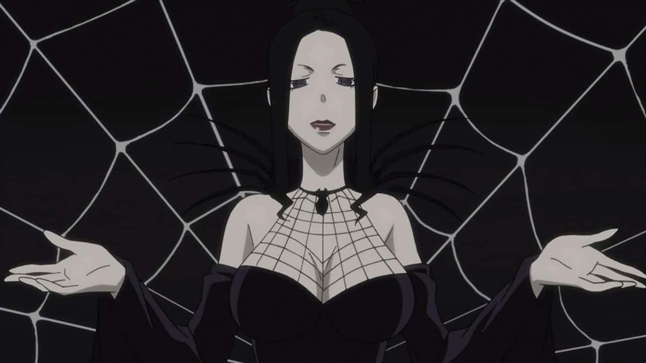 Arachne Gorgon - Soul Eater