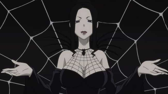 Arachne Gorgon - Soul Eater is listed (or ranked) 2 on the list 14 Anime Characters That Fight With Animal Manipulation