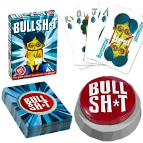 BS Button Game is listed (or ranked) 20 on the list The Best Board Games for Parties