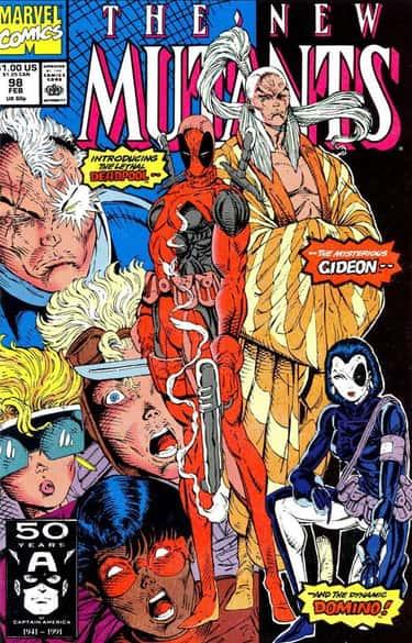 'New Mutants #98' (1991): $7,500