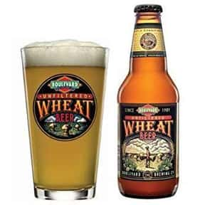 Boulevard Unfiltered Wheat is listed (or ranked) 19 on the list The Best American Domestic Beers