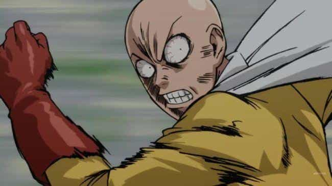 Saitama - One Punch Man is listed (or ranked) 2 on the list 15 Insanely Fast Anime Characters Who Move At Superhuman Speed