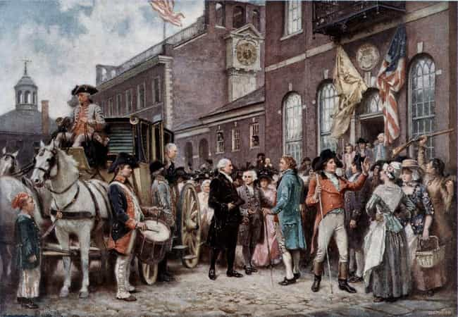 Washington Reluctantly Agreed ... is listed (or ranked) 1 on the list Most Don't Know George Washington's Second Term Was A Nightmare For Him And The American People