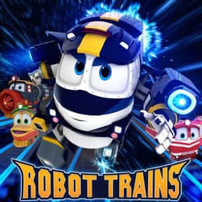 Robot Trains is listed (or ranked) 13 on the list The Best Cartoonito TV Shows