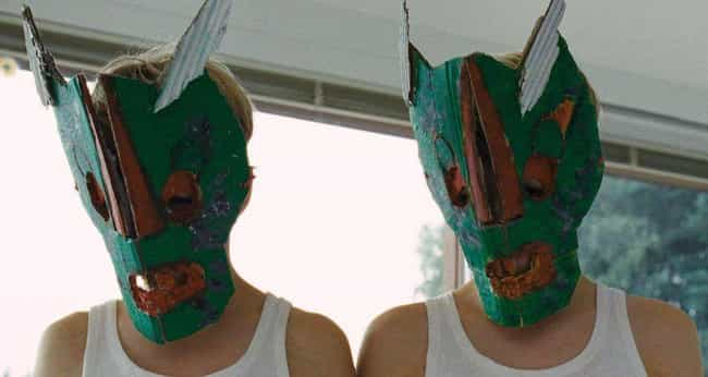Goodnight Mommy (2015) is listed (or ranked) 2 on the list Horror Movie Endings People Only Pretend To Understand