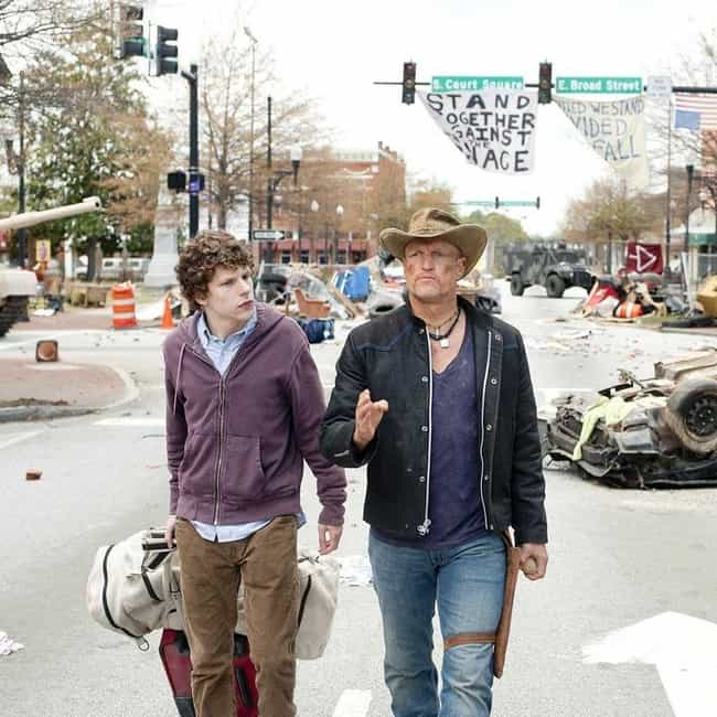 Wanna Stick Together? is listed (or ranked) 3 on the list The Most Hilarious 'Zombieland' Quotes