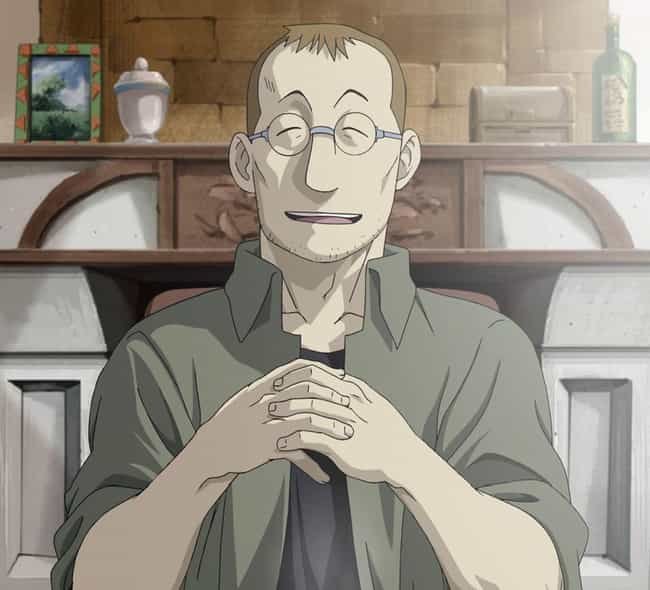 Shou Tucker - Fullmetal Alchem... is listed (or ranked) 1 on the list 15 Anime Characters You Desperately Want To Punch In The Face