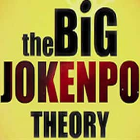 The Big Jokenpo Theory: Lizar is listed (or ranked) 3 on the list The Funniest Apps For Your Smartphone