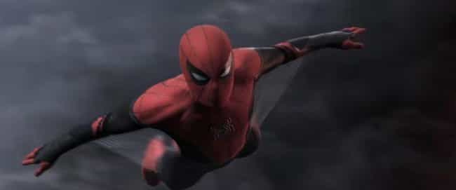 His Spider Suit Is Slightly Di... is listed (or ranked) 3 on the list Everything We Know About 'Spider-Man: Far From Home,' The Last Film In The MCU's Phase 3