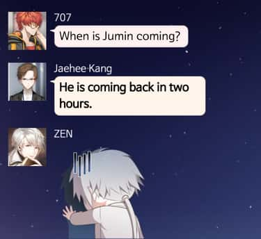 Mystic Messenger is listed (or ranked) 1 on the list The 15 Best Anime Dating Sim Games You Should Be Playing