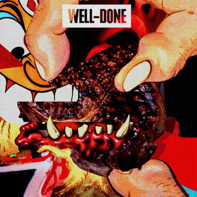 Well-Done (with Statik Selekta... is listed (or ranked) 3 on the list The Best Action Bronson Albums, Ranked