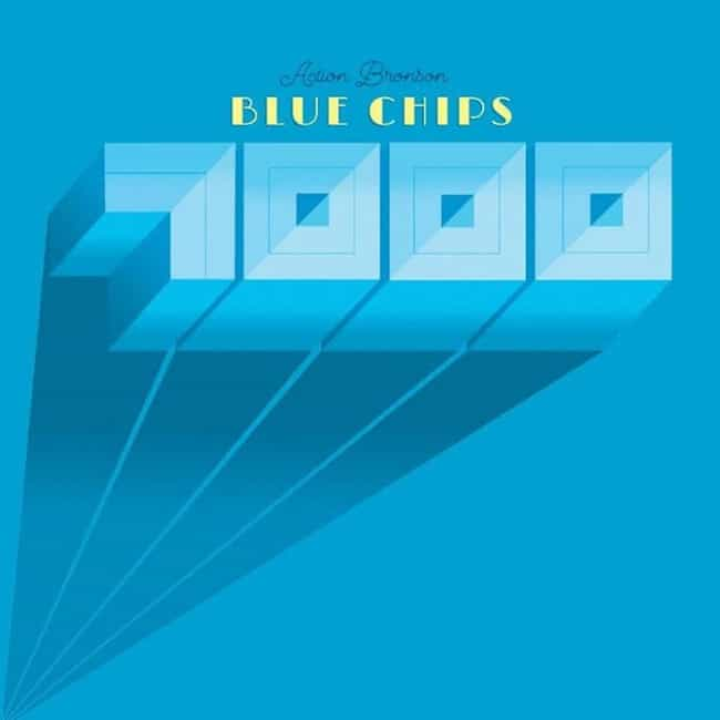 Blue Chips 7000 is listed (or ranked) 1 on the list The Best Action Bronson Albums, Ranked