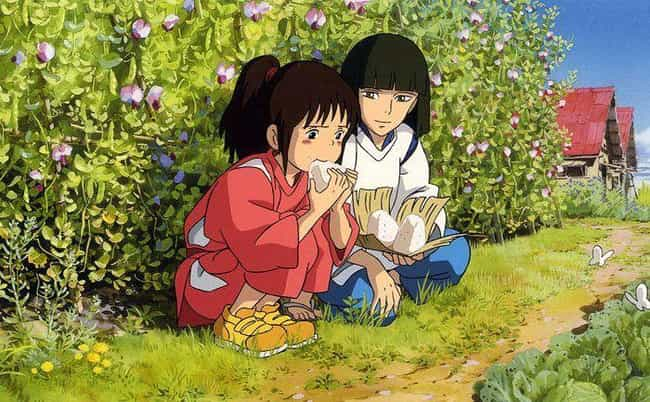 Haku & Chihiro - Spirited Away is listed (or ranked) 3 on the list The 15 Greatest Interspecies Relationships in Anime History