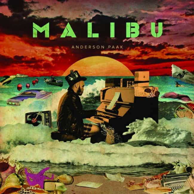 Malibu is listed (or ranked) 2 on the list The Best Anderson Paak Albums, Ranked