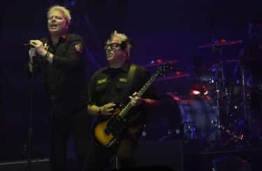 Dexter Holland Got His PhD is listed (or ranked) 2 on the list Whatever Happened To '90s Band The Offspring?
