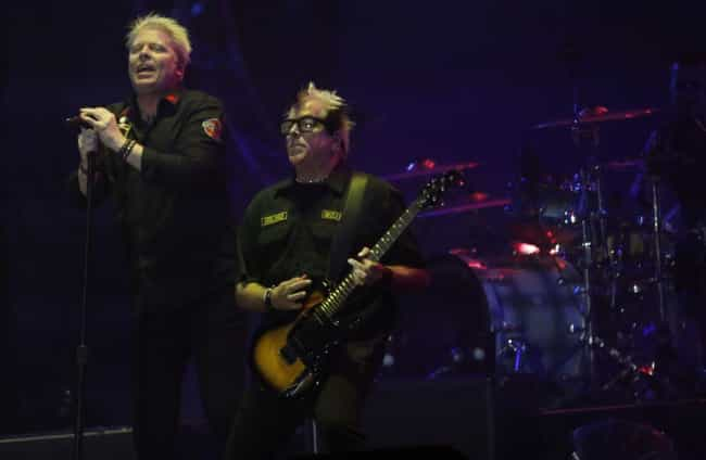 Dexter Holland Got His P... is listed (or ranked) 2 on the list Whatever Happened To '90s Band The Offspring?