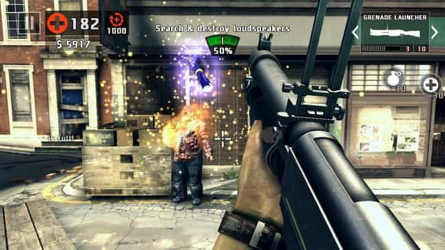 Dead Trigger 2 is listed (or ranked) 3 on the list The 13 Best Free Zombie Games You Can Play Right Now