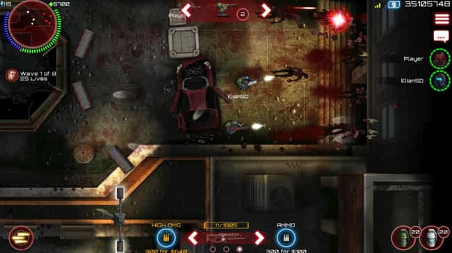 SAS: Zombie Assault 4 is listed (or ranked) 4 on the list The 13 Best Free Zombie Games You Can Play Right Now