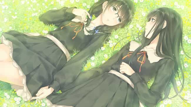 Flowers - Le volume sur ... is listed (or ranked) 4 on the list The 15 Best Yuri Anime Video Games You Can't Afford To Miss